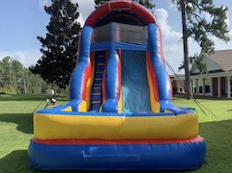 18ft Rainbow Water Slide