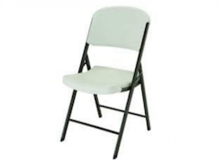 Tan Event Folding Chairs